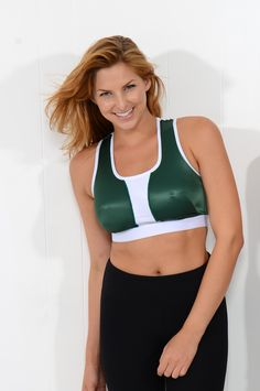 a3a16485fa5 Our no-bounce sports bras are perfect for larger busted women who engage in  high impact activities! Lynx Sportswear