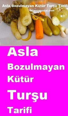 Pickle Recipe That Never Fades Appetizer Recipes, Dinner Recipes, Appetizers, Best Comfort Food, Turkish Delight, Arabic Food, Turkish Recipes, Rice Recipes, Bon Appetit