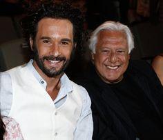 Rodrigo Santoro e Antonio Fagundes dividem papel de Afrânio em 'Velho Chico' (Foto: Inácio Moraes/ Gshow)