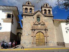 Capilla San Antonio Abad. Cusco.Peru