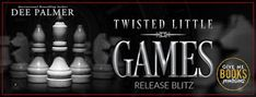 Wonderful World of Books: Release Blitz - Twisted Little Games by Dee Palmer...