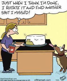 .Glad my dachshund is vertically challenged :)