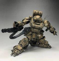 イメージ 2 Powered Exoskeleton, Armored Core, Big Robots, Japanese Robot, Super Robot, Gundam Model, Space Marine, Mobile Suit, Plastic Models