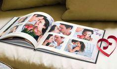 Custom Hardcover Photo Book + Unlimited Design Options