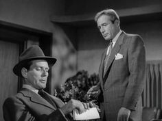 Roadblock (1951) Charles McGraw