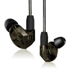 VSONIC NEW VSD5S / VSD5 Dynamic Driver High Fidelity Quality IEMs Inner-Ear Earphone Sport In-ear