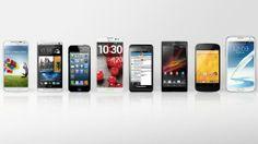 La mia classifica personale smartphone 2013