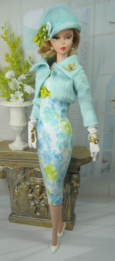 One Day in April for Silkstone Barbie and Victoire Roux on Etsy now
