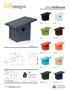 Would you prefer to have a bird house in the yard? are bird houses good for the environment. Learn the most effective tips, tricks and tips for creating good birdhouses for all kinds of birds. Click the link for the complete latest information! Bird House Plans Free, Bird House Kits, Diy Wood Projects, Wood Crafts, Modern Birdhouses, Birdhouse Designs, Bird Aviary, Bird Houses Diy, Bird Boxes