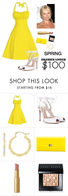 """""""The Deals are Endless"""" by kotnourka ❤ liked on Polyvore featuring Gianvito Rossi, Dolce&Gabbana, Too Faced Cosmetics and Bobbi Brown Cosmetics"""