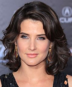 Cobie Smulders -  Hairstyle