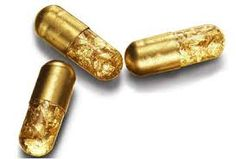 Gold pills - they are precious but can cause many problems