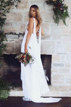 Flawless Wedding Dresses - www.ebyhomestead.com