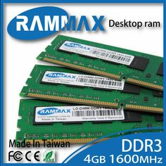ddr 3 ram 4 gb DDR3 So-Dimm Ram 1333MHz/1600MHz in Taiwan at wholesale price