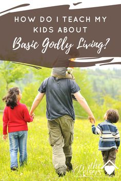 Explaining basic godly living to kids can be difficult. Do you ever struggle with explaining to your kids what it means to live a godly life? How do you explain ethics and sanctification related topics to them? I found a resource to help.