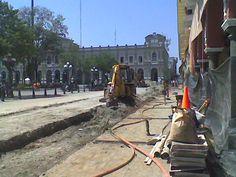 Otra estampa de la avenida 1 entre calles 1 y 3