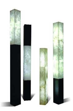 Albatros Design Lights Up Marble. Illuminated Furniture & Fireplaces. - if it's hip, it's here