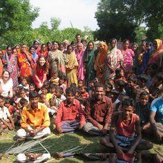 TIKAU Work shop at Orissa Village