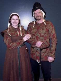 14th century couple