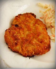 Gizi-receptjei.  Várok mindenkit.: Sütőben sült rántott hús. Cauliflower, Macaroni And Cheese, Chicken, Vegetables, Cooking, Ethnic Recipes, Food, Kitchen, Mac And Cheese