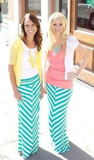 Maxi Skirt Outfits 098