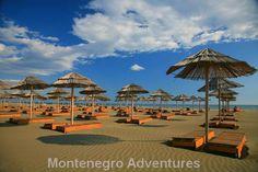 Montenegro Photo Gallery - Velika Plaza - The Big Beach - Ulcinj