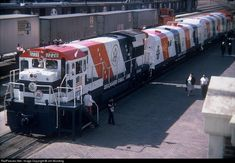 RailPictures.Net Photo: SCL 1776 Seaboard Coast Line GE U36B at Barstow, California by Jim Munding