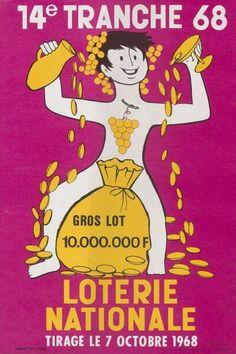 * Loterie Nationale 1968 - Vanoudenhove