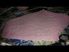 بوليرو بغرز متنوعة من الضفائر Bolero with variety of cable stitches - YouTube