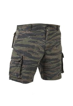 Ultra Force Tiger Stripe Vintage Paratrooper Short | Buy Now at camouflage.ca
