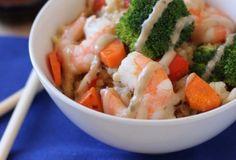 ~@createdbydiane Shrimp Fried Rice~