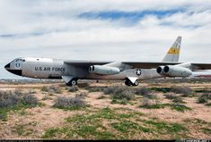 B 52 Stratofortress, The B 52's, Boeing Aircraft, Military Pictures, Us Air Force, California Usa, Military Aircraft, Airplanes, Abandoned