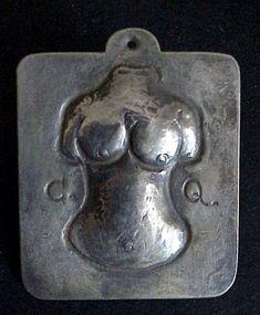 Silver Milagro, Fertility, Pregnancy Ex Voto