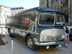 Ecurie Ecosse    The famous Ecurie Ecosse transporter, built in 1959 by Walter Alexander of Falkirk, Scotland, on a Commer chassis using a three cylinder horizontally-opposed supercharged 2 stroke diesel engine.
