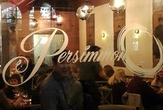 Persimmon Restaurant on the Square in Healdsburg - Tasty Asian Fusion restaurant (Heather Irwin)
