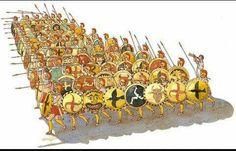- Formación Hoplita