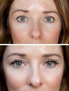 Real life Before/After pics -- meet my newest addiction!!! #DolceBlu #Eyelash extensions