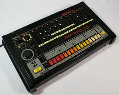 Roland TR-808. The holy grail.