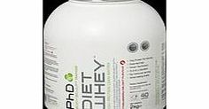 PhD Diet Whey Strawberry 2000g Powder - 2000g Diet Whey is one of the industry leading, high protein, low sugar, diet and slimming formulas for weight control. Containing a plethora of added ingredients that are used extensively in a variety of w http://www.comparestoreprices.co.uk/vitamins-and-supplements/phd-diet-whey-strawberry-2000g-powder--2000g.asp