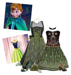 """""""Coronation Anna"""" by creepypastagroup ❤ liked on Polyvore featuring Dolce&Gabbana, But Another Innocent Tale and D&G"""