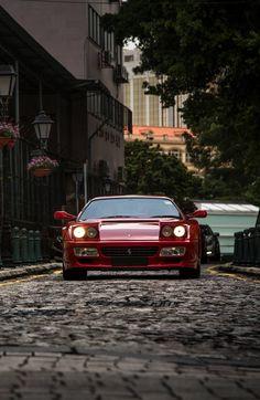 Ferrari Testarossa http://www.windblox.com/ #windscreen #ferrari #testorossa