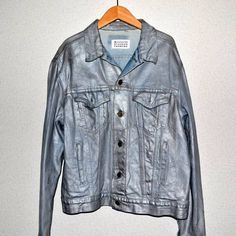 1873 Levis A rare pair of Levi's circa 1873. Visible are the small ...