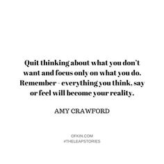 Inspired by this week's leaper Amy of @theholisticingredient I'm in the middle of writing a list of thoughts I need to give up. I'd love you to join me and possibly win one of 3 ebook bundles Amy is gifting to leap story readers.  Amy leaped to create @theholisticingredient which is based on the knowledge she learned to recover from chronic fatigue syndrome she developed while working in her own successful recruitment business. Her recovery started with opening herself up to having…