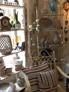 A little corner of our gorgeous shop. www.timelesshomesandgifts.co.uk