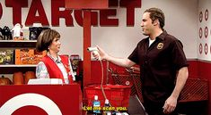 SNL Favorite Personality 4/? (Target Lady)