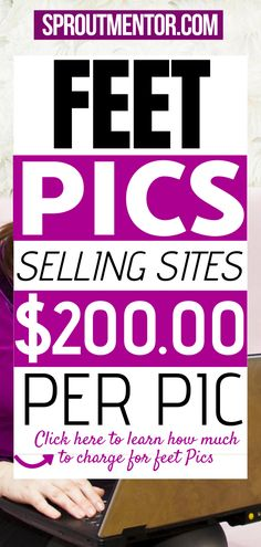 A guide on how to much to charge for feet pictures and also on how to sell feet pictures online. This is a very easy way to make money online during your spare time. It is also an ideal work from home online job for any one looking for ways to make extra cash on the side from anywhere during their spare time. #onlinejobs #workfromhomejobs #sidejobsfromhome #makemoneyonline #money #finance #jobs #howtosellfeetpics #sellfeetpics