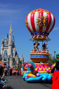 Check out the new parade pics! Festival of Fantasy Parade debuted March 9, 2014 at Disney's Magic Kingdom. Mickey and Minnie!