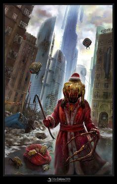 Half Life 3: Crash in Moscow by ~DarthEldarious on deviantART
