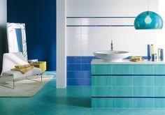 Piastrelle Da Bagno Colorate : Fantastiche immagini su bagno e dintorni chevron room tiles e