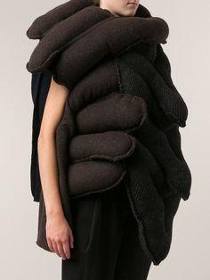 Comme Des Garçons Cardigan Knit Top - Forty Five Ten - Farfetch.com